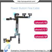 Power Button Flex Cable